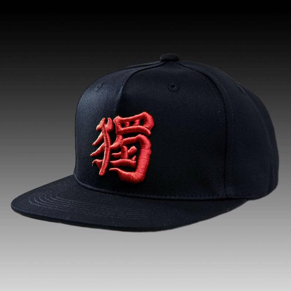 INDEPENDENCE CAP-red